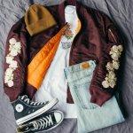 adidas Champion Alpha Industries Men's Clothing Sale