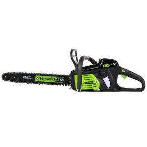 $107.65GreenWorks GCS80450 80-V 18