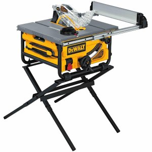 $299Dewalt 10 in. Compact Table Saw with Stand