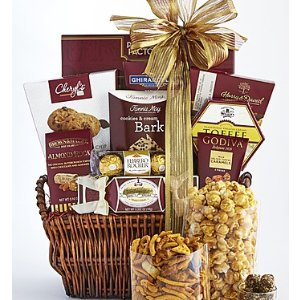 Gourmet Gift Basket - 1800baskets.com