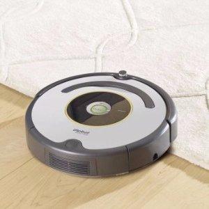 $229.99黒五价:iRobot Roomba 618 扫地机器人