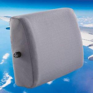 Brookstone Super Packable Lumbar Pillow