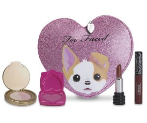 Too Faced x Kat Von D - Better Together Cheek & Lip Makeup Bag Set @ Kat Von D Beauty