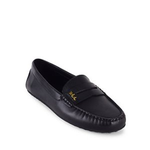 Belen Leather Loafers