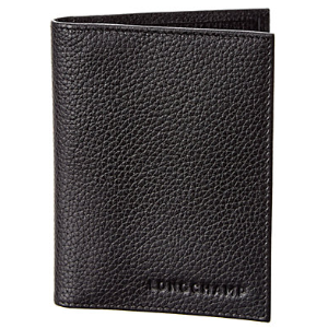 Longchamp Le Foulonne Leather Cardholder