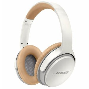 $229 Bose SoundLink around-ear wireless headphones II- White