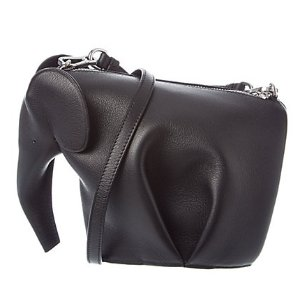 Loewe Elephant Leather Minibag