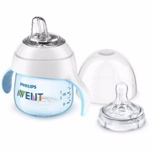 $3.74Philips Avent My Natural Trainer Cup, Blue, 5 Ounce, Stage 1