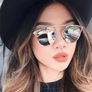 So Real 48MM Pantos Sunglasses