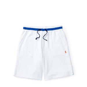 Cotton French Terry Short - Shorts � Boys' 8-20 - RalphLauren.com