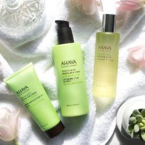 50% Off + Free Coconut Hand Cream On $75Sitewide  @ AHAVA
