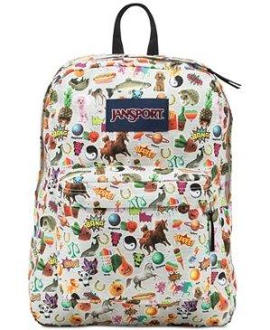 Extra 25% OffJansport Backpack @ Macy's