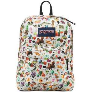 Jansport Superbreak Backpack in Multi Stickers - Backpacks - Luggage & Backpacks - Macy's