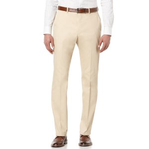 Modern Fit Travel Luxe Chino - Perry Ellis