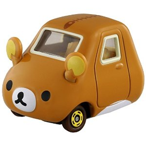 Rilakkuma Toy Car