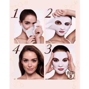 Dry Sheet Face Mask Multipack | Skincare | Charlotte Tilbury