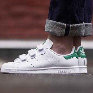 adidas Stan Smith Shoes Men's White