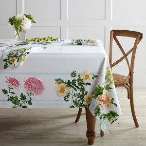 Spring Garden Tablecloth | Williams Sonoma