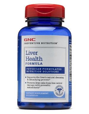 $12.99 史低价GNC 顶级养肝护肝配方 90粒