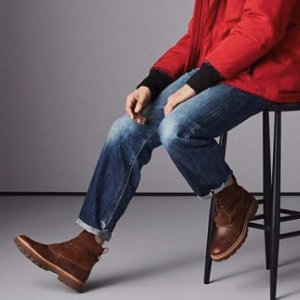 Extra 30% offSelected  Men's Boots