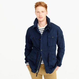 Tall field mechanic jacket