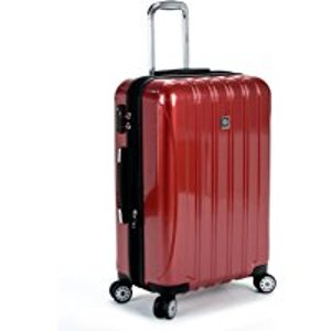 Delsey Helium Aero Carry-On Spinner Trolley, Red, One Size
