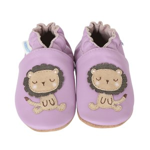 Lori The Lion Baby Shoes | Robeez