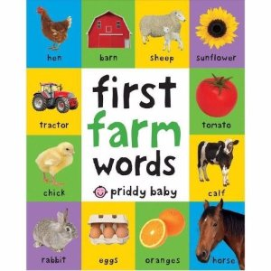First Farm Words - Walmart.com