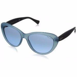 Ralph Lauren RA5189 Women's Sunglasses (Blue Gradient Lenses/Tortoise Frame) | Focus Camera