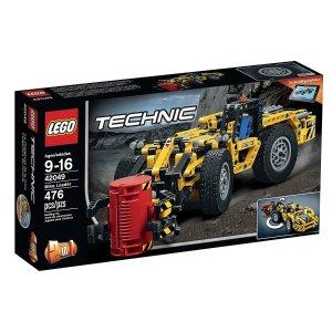 $28.09 (原价$49.99)LEGO Technic 乐高机械组系列 矿山工程车 42049
