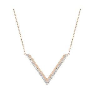 Delta Medium Necklace - Jewelry - Swarovski Online Shop