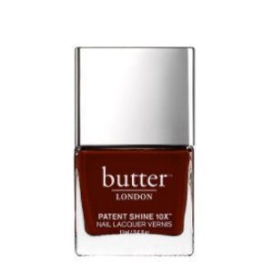 RATHER RED PATENT SHINE 10X NAIL LACQUER
