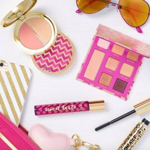Free 20-pc GiftWith Any $60 Tarte Purchase @ ULTA Beauty