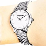 RAYMOND WEIL Toccata Silver Dial Ladies Watch 5388-st-65081 No. 5388-ST-65081