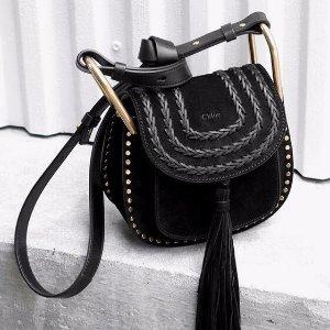 Chloé Hudson Medium Leather Bag