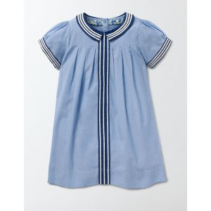 Pretty Collar Dress 33505 Jersey Dresses at Boden