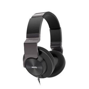 AKG K545 | High Performance Headphones with Remote & Mic