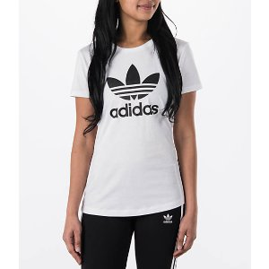 Women's adidas Originals Trefoil T-Shirt| Finish Line