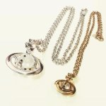 Vivienne Westwood Saturn Necklace @Amazon Japan