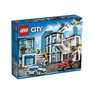 LEGO® City Police Station Building Set | zulily