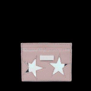 Stars Card Case Stella McCartney Pink - Monnier Frères