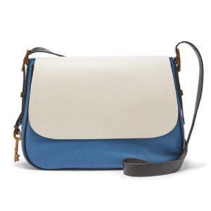 Harper Large Saddle Crossbody
