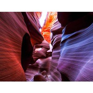 9 Day Tour to Los Angeles, Lake Powell, Antelope Canyon, Bryce Canyon National Park, Salt Lake City, Yellowstone National Park, Grand Teton National Park, Jackson, Grand Canyon, Las Vegas