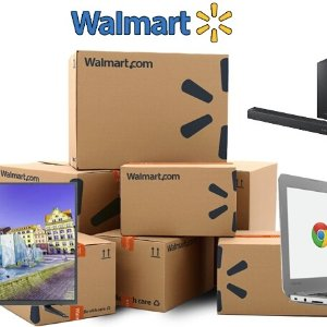RCA 65吋4K电视只要$499.99每日有惊喜:Walmart 12天电子产品日历