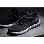 adidas PureBOOST Shoes Men's Black