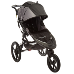 Baby Jogger 2016 Summit X3 Single Jogging Stroller - Black/Gray