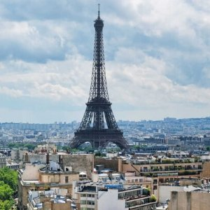 $1232+4-Nt Paris Vacation with Air, Breakfast and More