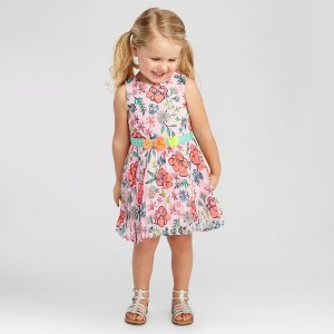 Baby Girls' A line dresses Peppermint Stick : Target