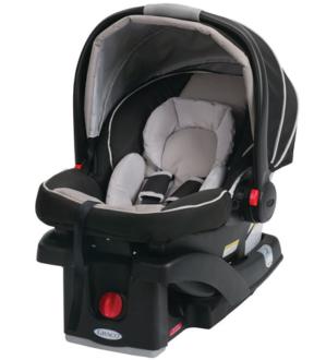 $149.99(原价$279.99)Deals Spotlight:Graco SnugRide Click Connect 35 婴儿安全座椅