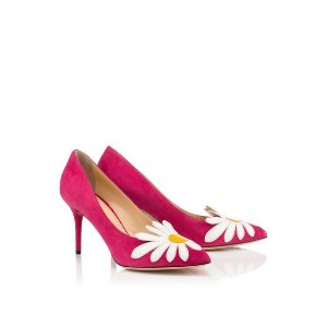 DAISY 85|COURT SHOE SS|Charlotte Olympia SHOES